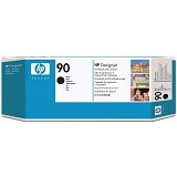 HP Cyan Printhead and Cleaner 90 [C5055A] - Tinta Printer Wide Format HP