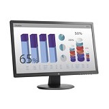 HP Display Monitor 24 Inch [V243] - Monitor Led Above 20 Inch