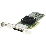HP H221 PCIe 3.0 6G SAS Host Bus Adapter [729552-B21] - Server Option Controller