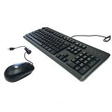 HP Keyboard and Mouse Combo (Merchant) - Keyboard Mouse Combo