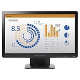 HP LED Monitor ProDisplay P202va 19.53-Inch [K7X26AA] - Monitor Led 15 Inch - 19 Inch