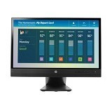 HP LED Monitor Touch EliteDisplay E220t 21.5-inch [L4Q76AA] - Monitor Led Above 20 Inch