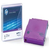 HP LTO-6 Ultrium 6.25TB MP RW Data Cartridge [C7976A] (Merchant) - Storage Accessory Cartridge