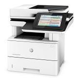 HP LaserJet Enterprise MFP M527f  [F2A77A] - Mesin Fotocopy Hitam Putih / Bw