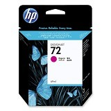 HP Magenta Ink Cartridge 72 [C9399A] - Tinta Printer Wide Format HP