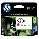 HP Magenta Ink Cartridge 920XL [CD973AA] (Merchant) - Tinta Printer Hp