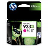 HP Magenta Ink Cartridge 933XL [CN055AA] - Tinta Printer Hp