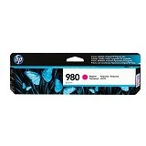 HP Magenta Original Ink Cartridge 980 [D8J08A] - Tinta Printer Wide Format HP