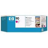 HP Magenta Printhead and Cleaner 90 [C5056A] - Tinta Printer Wide Format HP