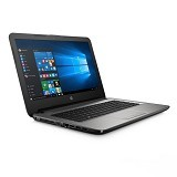 HP Notebook 14-AM035TX- Silver (Merchant) - Notebook / Laptop Consumer Intel Core I3