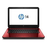 HP Notebook 14-AM103tx - Red (Merchant) - Notebook / Laptop Consumer Intel Core I5