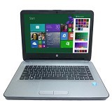 HP Notebook 14-Am102tx - Silver (Merchant) - Notebook / Laptop Consumer Intel Core I5