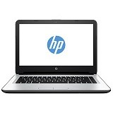 HP Notebook 14-ac005TX - White - Notebook / Laptop Consumer Intel Core i3