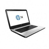HP Notebook 14-ac160TU - Silver (Merchant) - Notebook / Laptop Consumer Intel Core I3