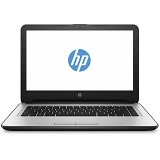 HP Notebook 14-am126TX Non Windows  [1AD61PA] - White - Notebook / Laptop Consumer Intel Core I5