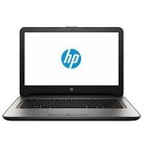 HP Notebook 14-an004AU - Silver (Merchant) - Notebook / Laptop Consumer Amd Quad Core