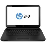 HP Business Notebook 240 G3 [K5A89PA] Non Windows