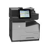 HP OfficeJet Enterprise Color MFP X585dn [B5L04A] - Mesin Fotocopy Hitam Putih / Bw