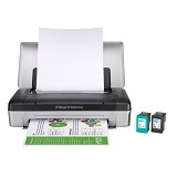 HP Officejet 100 Mobile - Printer Bisnis Inkjet