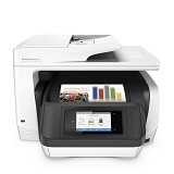 HP Officejet Pro 8720 All-in-One [D9L19A] - Printer Bisnis Multifunction Inkjet