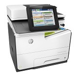 HP PageWide Color MFP 586dn [G1W39A] - Printer Bisnis Laser Color