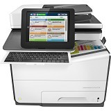 HP PageWide Enterprise Color Flow MFP 586z [G1W41A] - Printer Bisnis Laser Color