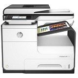HP PageWide Pro MFP 477dw Printer [D3Q20D] - Printer Bisnis Multifunction Inkjet