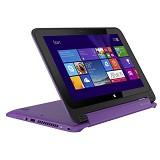 HP Pavilion 11-n046TU x360 - Purple - Notebook / Laptop Hybrid Intel Celeron