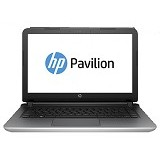 HP Pavilion 14-ab034TX Non Windows - White