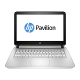 HP Pavilion 14-v206TX - White - Notebook / Laptop Consumer Intel Core I5