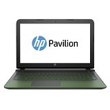 HP Pavilion 15-ak050TX Non Windows - Black