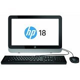 HP Pavilion 18-5130d All-in-One - Desktop All in One AMD Dual Core