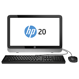 HP Pavilion 20-2315d All-in-One - Desktop All in One Intel Quad Core