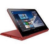 HP Pavilion X360 11-k126TU - Red (Merchant) - Notebook / Laptop Hybrid Intel Celeron