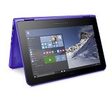 HP Pavilion X360 13-s122ds - Purple (Merchant) - Notebook / Laptop Hybrid Intel Core I3