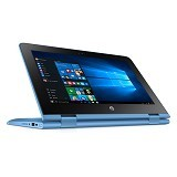 HP Pavilion x360 11-AB007TU - Blue (Merchant) - Notebook / Laptop Hybrid Intel Celeron