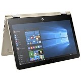HP Pavilion x360 11-u038TU - Gold - Notebook / Laptop Hybrid Intel Quad Core
