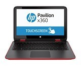 HP Pavilion x360 13-s121ds - Red (Merchant) - Notebook / Laptop Hybrid Intel Core I3