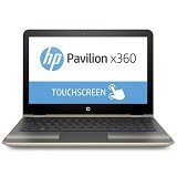 HP Pavilion x360 13-u031TU - Gold (Merchant) - Notebook / Laptop Hybrid Intel Core I3