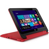 HP Pavilion 11-n028TU x360 - Red - Notebook / Laptop Hybrid Intel Celeron