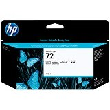 HP Photo Black Ink Cartridge 72 [C9370A] - Tinta Printer Wide Format HP
