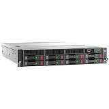 HP ProLiant DL80G9-640 - Enterprise Server Rack 2 CPU