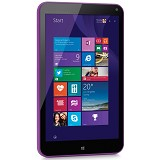 HP Stream 8 - Purple - Tablet Windows