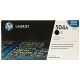 HP Toner 504A [CE250A] - Black (Merchant)