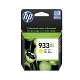 HP Yellow Ink Cartridge 933XL [CN056AA] (Merchant) - Tinta Printer Hp