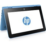 HP x360 11-ab007TU [Z1D98PA] - Blue - Notebook / Laptop Hybrid Intel Celeron