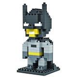 HSANHE Action Figure Nano Blocks World Series Batman [118] - Building Set Movie