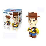 HSANHE Woody Toys Story [6317] - Building Set Movie