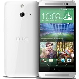 HTC One E8 - Pearl White - Smart Phone Android