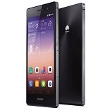 HUAWEI Ascend P7 - Black - Smart Phone Android